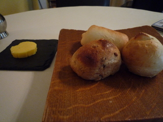Bread rolls - white; granary and chestnut