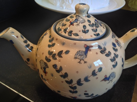 My favourite tea pot
