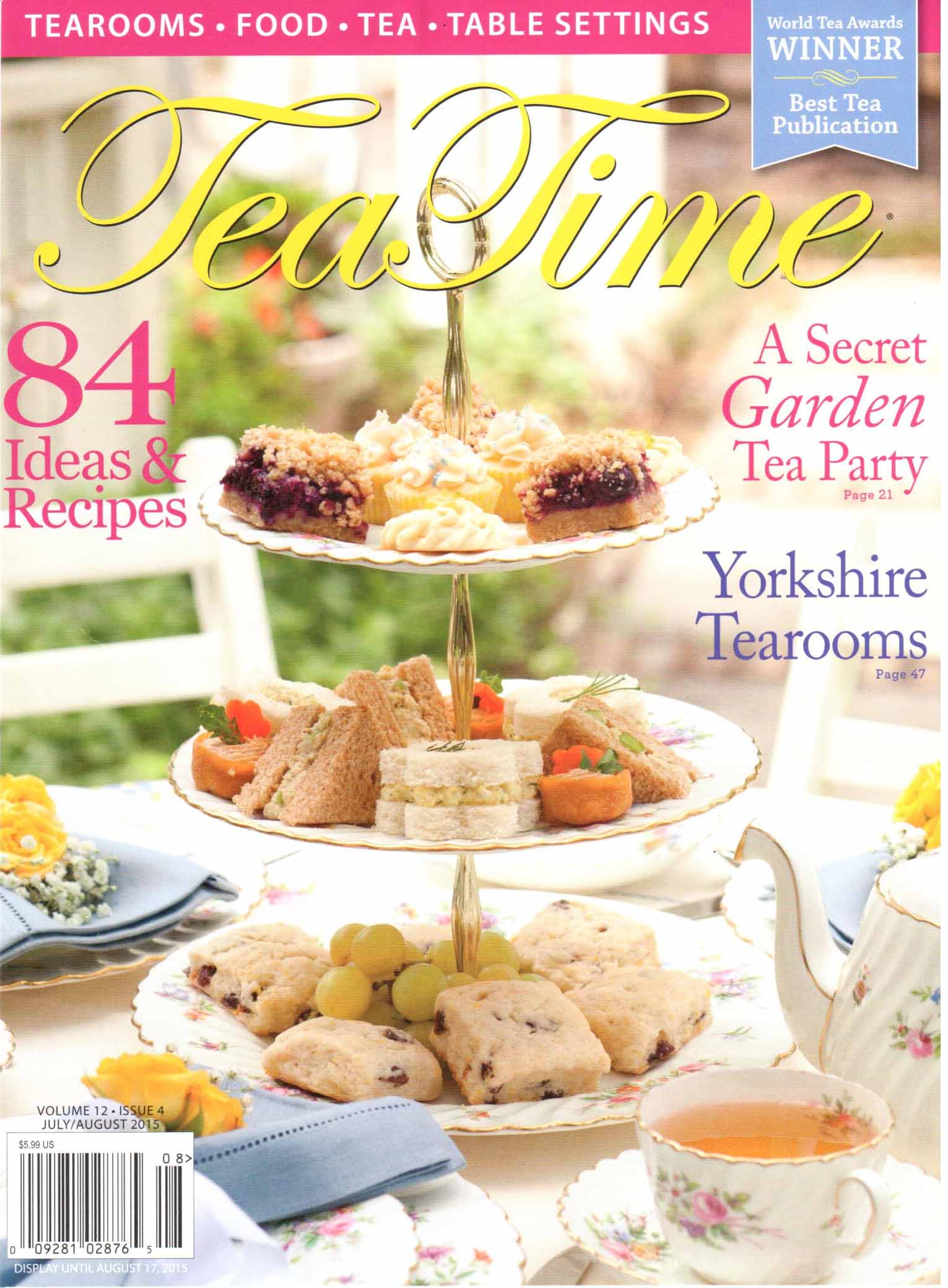 Tea Time Cover